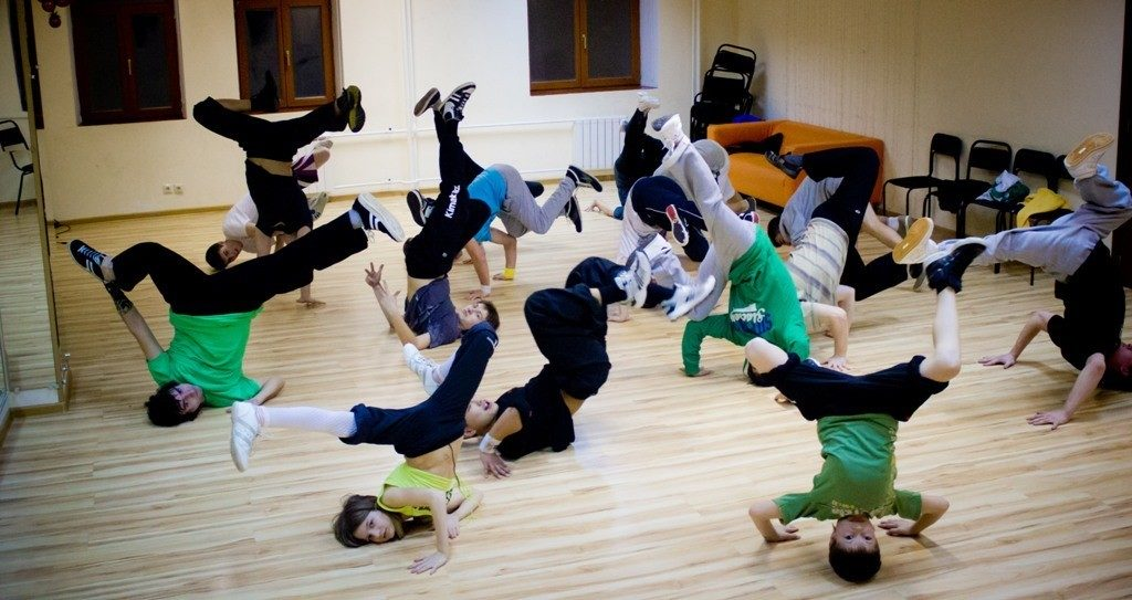 Хип-хоп танцы для начинающих картинки