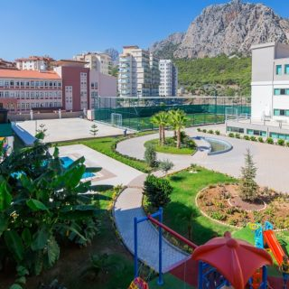 Школа пансион